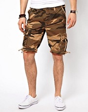 Superdry Camo Short
