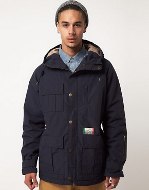 Image 1 of55DSL Wax Parka