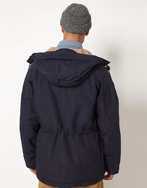 Image 2 of55DSL Wax Parka
