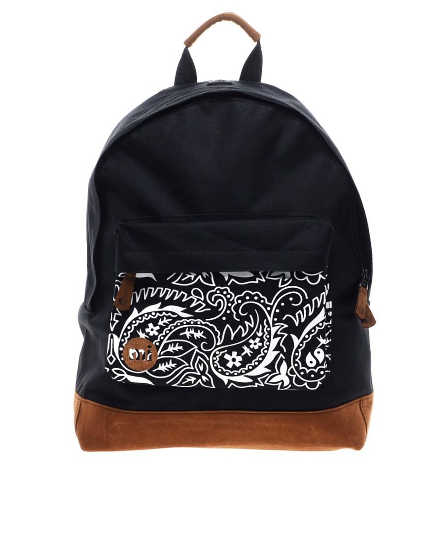 Image 1 ofMi-Pac Paisley Backpack