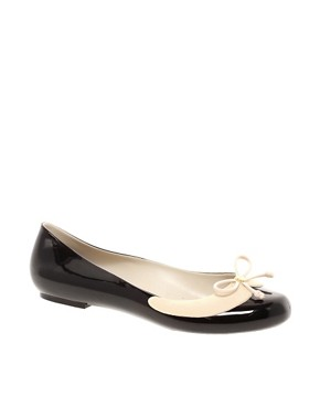 Image 1 ofMelissa Divine II Bow Ballets Flats