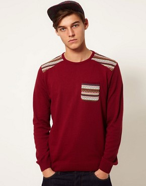 Image 1 of ASOS Fairisle Jumper