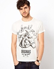 Jack &amp; Jones Hand T-Shirt