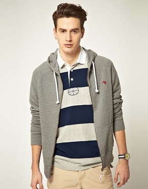 Image 1 ofCanterbury Hooded Zip Sweat