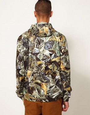 Image 2 ofPuma By Hussein Chalayan Jacket With Space Crash Print