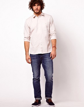 Image 4 ofPaul Smith Jeans Oxford Shirt with Pocket