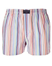 Polo Ralph Lauren Stripe Woven Boxers