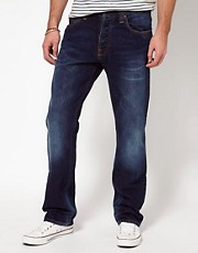 Nudie Jeans Average Joe Organic Blue Note