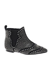 ASOS AUDITION Studded Ankle Boots