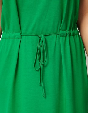 Image 3 ofWhistles Charlotte Jersey Maxi Dress