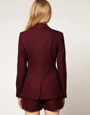 Image 2 ofWhistles Mia Sharp Tailored Jacket