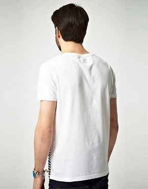 Image 2 ofASOS T-Shirt With Boat Print