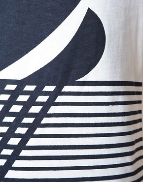 Image 3 ofASOS T-Shirt With Boat Print