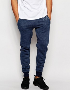 Abercrombie & Fitch Cuffed Joggers with Zip Pockets
