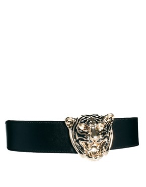 Image 1 ofWarehouse Tiger Head Belt