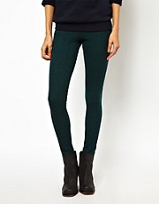 ASOS Leggings in Heavy Knit Jacquard