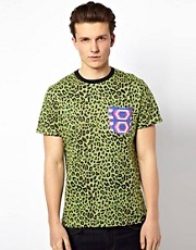 Spy Tiger Print T-Shirt
