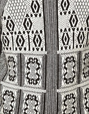 Image 3 ofDiesel Jumper K-Eranthe Crew Neck Knit Pattern
