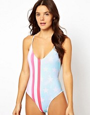 Wildfox Classic One Piece Swimsuit