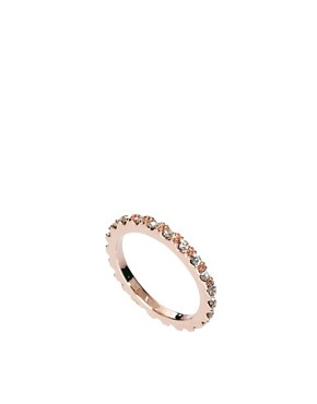 Image 1 ofWhistles Sarah Skinny Sparkle Ring