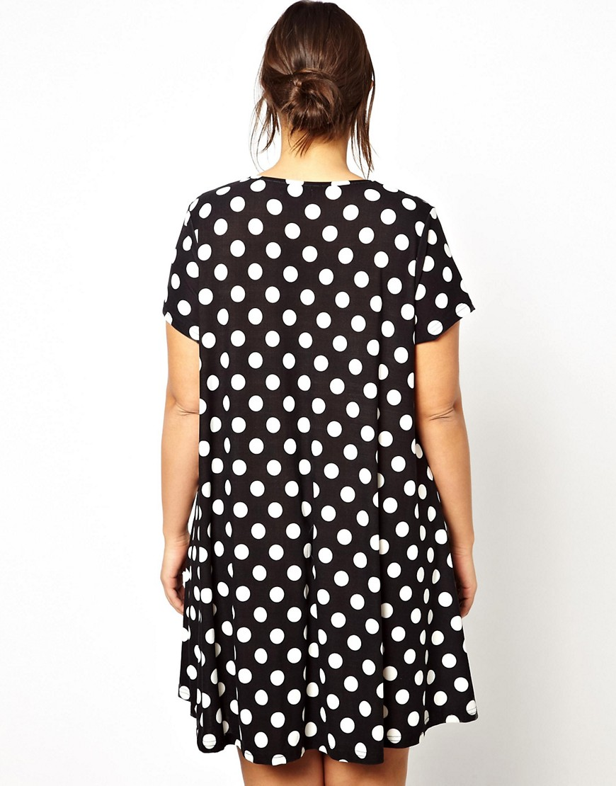 Image 2 of Alice & You Swing Dress In Spot