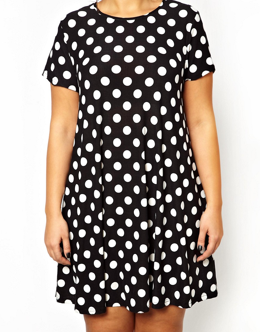 Image 3 of Alice & You Swing Dress In Spot