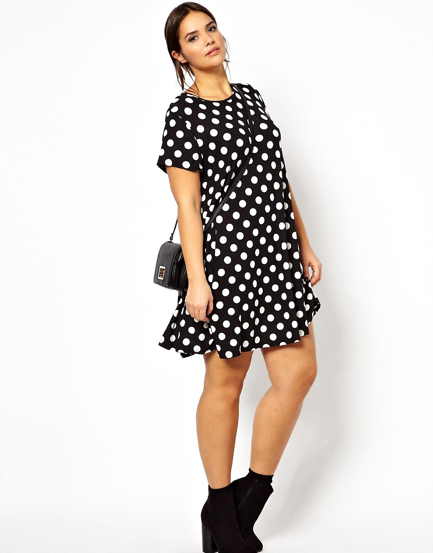 Image 4 of Alice & You Swing Dress In Spot