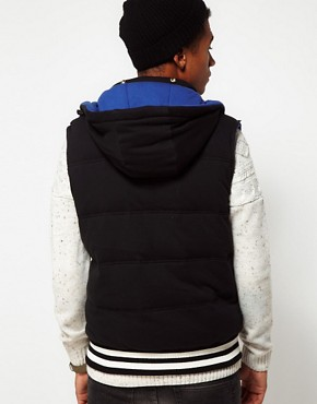 Image 2 ofFranklin &amp; Marshall Reversable Gilet