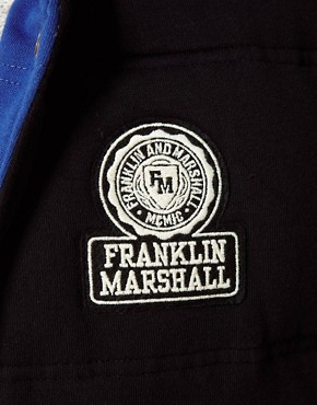 Image 3 ofFranklin &amp; Marshall Reversable Gilet