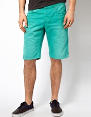 Jack & Jones  Jeansshorts in gewaschener Optik