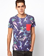Cuckoos Nest Birds of Paradise T-Shirt