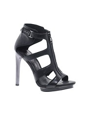 River Island Wera Caged Sporty Platform Shoes