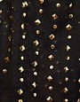 Image 2 ofASOS All Over Stud Scarf