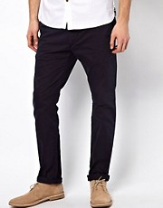 Diesel Chinos Chi Tight Slim Fit Washed