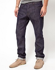 Edwin Jeans ED-55 Relaxed Tapered CS Selvage Raw