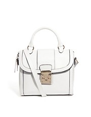 ASOS Bag With Chunky Lock And Tophandle