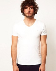 Diesel - Michael - T-shirt con scollo a V