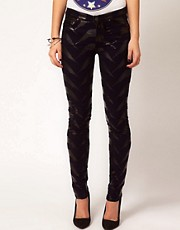 Vivienne Westwood Anglomania For Lee Jegging In Unslashed
