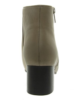 Image 2 ofWhistles Bijou Mid Zip Boots