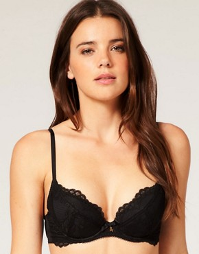 Image 1 ofGossard A-G Superboost Lace Plunge Bra