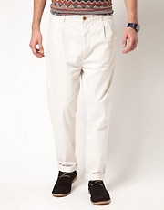 Scotch &amp; Soda Bowie Slim Brace Belt Chino