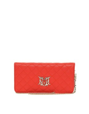 Image 1 ofLove Moschino Quilted Evening Bag