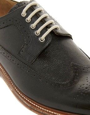 Image 2 ofGrenson Sid Long Wing Brogues
