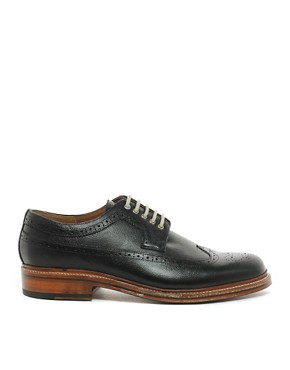 Image 4 ofGrenson Sid Long Wing Brogues