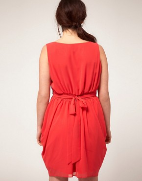 Image 2 ofASOS CURVE Tulip Dress