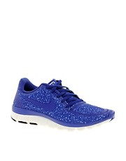 Nike Free Running 5.0 V4 Blue Trainers