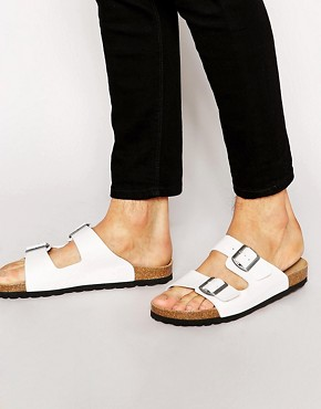 ASOS Sandals With Buckle