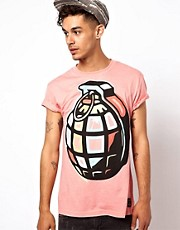 Trainerspotter T-shirt Warhola Grenade
