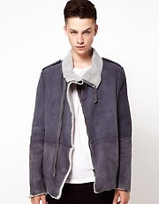 Muubaa Shearling Jacket