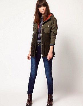 Image 4 ofPenfield Kasson Tweed Anorak Jacket